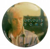Belouis Some - 'Belouis' Button Badge